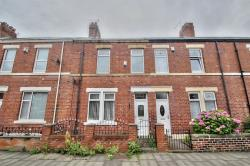 Terraced House For Sale Wansbeck Road Jarrow Tyne and Wear NE32