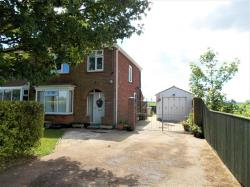 Semi Detached House For Sale North Cotes Grimsby Lincolnshire DN36
