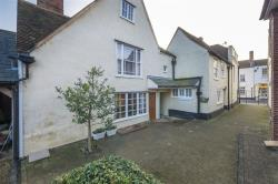 Terraced House For Sale  Hadleigh Suffolk IP7