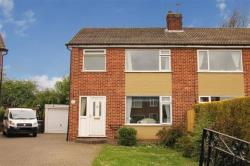 Semi Detached House For Sale Wentworth Drive Harrogate North Yorkshire HG2
