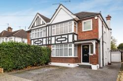 Semi Detached House For Sale Regal Way Kenton Middlesex HA3