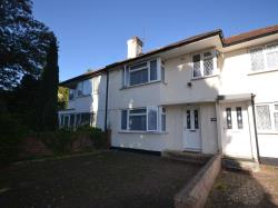 Terraced House To Let  Wembley Middlesex HA9