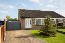 Semi - Detached Bungalow For Sale Wigginton York North Yorkshire YO32