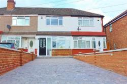 Terraced House For Sale Laburnham Road Hayes Middlesex UB3