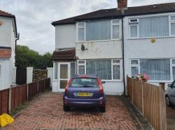 Terraced House For Sale  Hillingdon Middlesex UB10