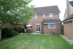 Detached House For Sale Beckside Horsford Norfolk NR10