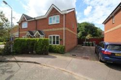 Semi Detached House For Sale Horsford Norwich Norfolk NR10