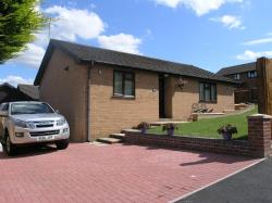 Detached Bungalow For Sale  knighton Powys LD7