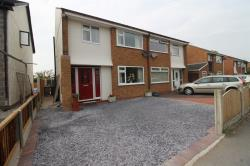 Semi Detached House For Sale Pensby Wirral Merseyside CH61