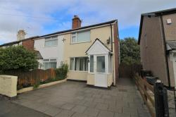 Semi Detached House For Sale Heswall Wirral Merseyside CH60