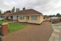 Semi - Detached Bungalow For Sale Pensby Wirral Merseyside CH61