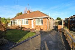 Semi - Detached Bungalow For Sale  Wirral Merseyside CH61