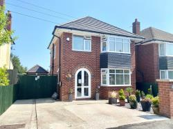 Detached House For Sale West Kirby Wirral Merseyside CH48