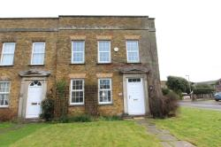 Terraced House To Let Milford On Sea Lymington Hampshire SO41
