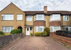 Terraced House To Let  Grandville Road Middlesex UB10