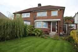 Semi Detached House For Sale King Edward Avenue Horsforth West Yorkshire LS18