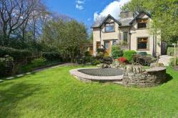 Detached House For Sale  The Old Manse Slaymaker Lane West Yorkshire BD22