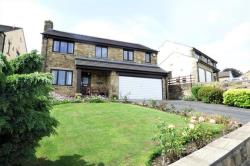 Detached House For Sale Random Close Keighley West Yorkshire BD22