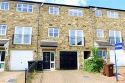 Semi Detached House For Sale Rushy Fall Meadow Keighley West Yorkshire BD22