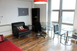 Flat To Let Great George Street Leeds West Yorkshire LS1