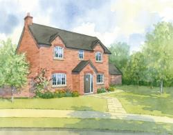 Land For Sale Lutterworth Road Gilmorton Leicestershire LE17