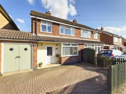 Semi Detached House For Sale  Enderby Leicestershire LE19