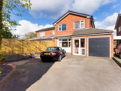 Semi Detached House For Sale Huncote Leicester Leicestershire LE19