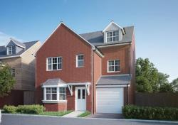 Detached House For Sale The Mews Warren Close Bedfordshire LU7
