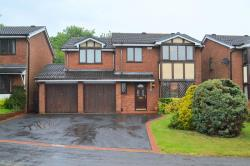 Detached House For Sale  Lichfield Staffordshire WS14