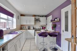 Detached House For Sale Hurstead Rochdale Lancashire OL16