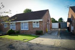 Semi - Detached Bungalow For Sale Ferndale Avenue Longwell Green Gloucestershire BS30