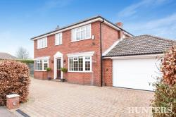 Detached House For Sale  Ludborough Lincolnshire DN36