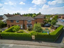 Semi Detached House For Sale North Thoresby Grimsby Lincolnshire DN36
