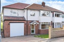 Semi Detached House For Sale Moortown Leeds West Yorkshire LS17