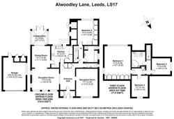 Detached House For Sale Leeds West Yorkshire West Yorkshire LS17