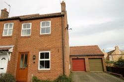 Terraced House To Let Market Weighton York East Riding of Yorkshire YO43