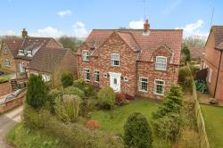 Detached House For Sale Huggate York East Riding of Yorkshire YO42