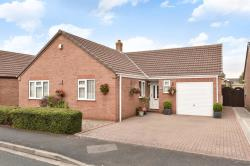 Detached Bungalow For Sale Pocklington York East Riding of Yorkshire YO42