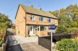 Semi Detached House For Sale Barmby Moor York East Riding of Yorkshire YO42