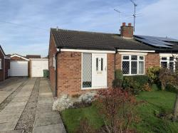 Semi - Detached Bungalow For Sale  York East Riding of Yorkshire YO41