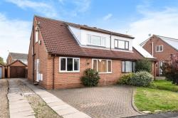 Semi Detached House To Let Market Weighton York East Riding of Yorkshire YO43