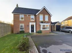 Detached House For Sale  Market Weighton East Riding of Yorkshire YO43
