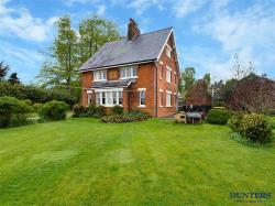 Detached House For Sale Huggate Driffield East Riding of Yorkshire YO25