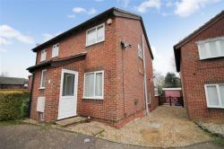 Semi Detached House For Sale Poringland Norwich Norfolk NR14