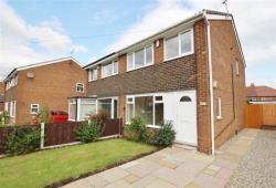 Semi Detached House For Sale Swinnow Gardens Bramley West Yorkshire LS13