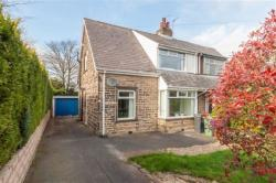 Semi Detached House For Sale Tyersal Bradford West Yorkshire BD4