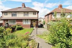 Semi Detached House For Sale Greenhill Mount Bramley West Yorkshire LS13