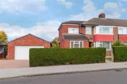Semi Detached House For Sale Chatsworth Road Pudsey West Yorkshire LS28
