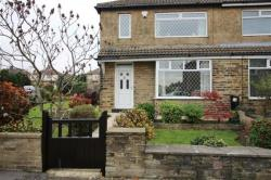Semi Detached House For Sale Moorland Drive Pudsey West Yorkshire LS28