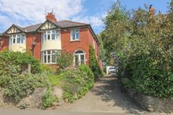 Semi Detached House For Sale Palace Road Ripon North Yorkshire HG4